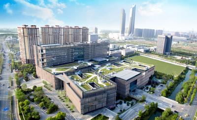 河西地区综合性医院(河西儿童医院)